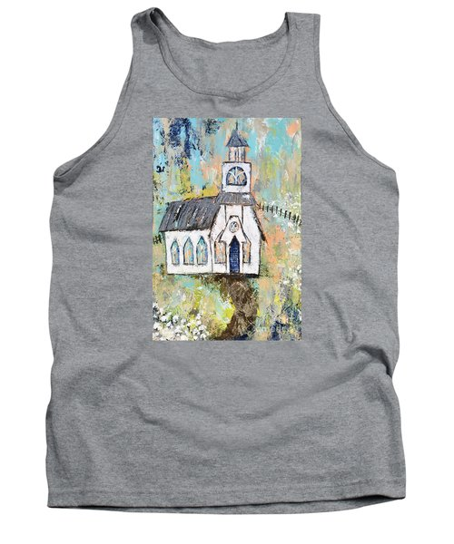 His Purpose Will Prevail Tank Top