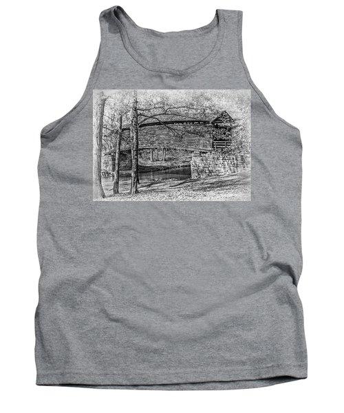 Historic Bridge Tank Top