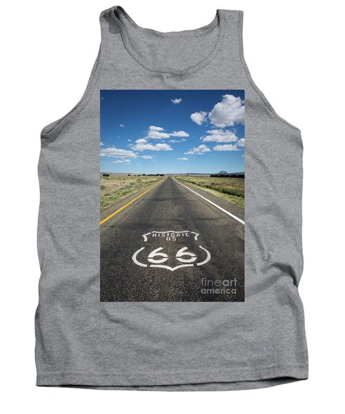 Historica Us Route 66 Arizona Tank Top