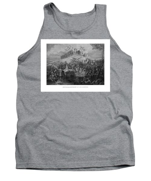 Historical Monument Of Our Country Tank Top