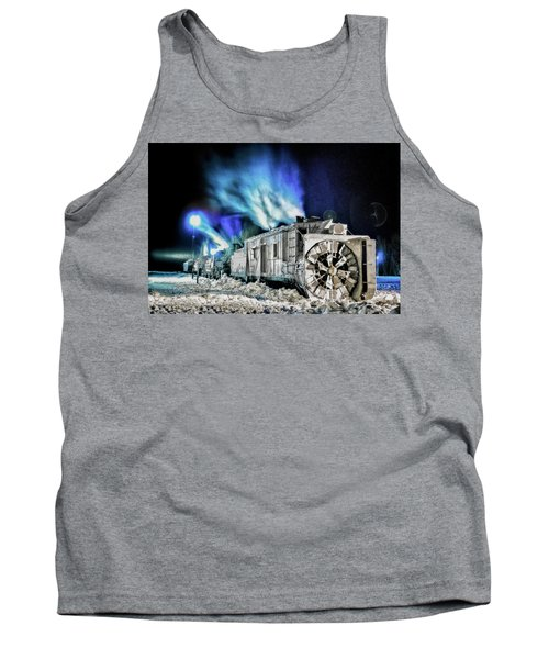 History Repeating Itself Tank Top by Jeffrey Jensen
