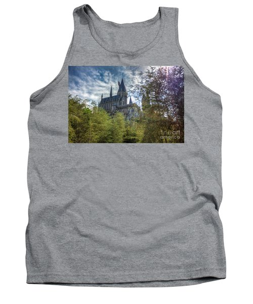 Hogwarts Castle Tank Top