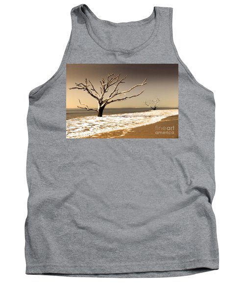Tank Top featuring the photograph Hold The Line by Dana DiPasquale