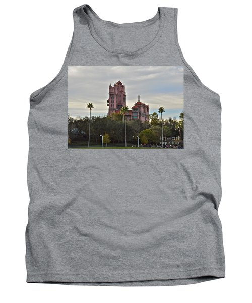 Hollywood Studios Tower Of Terror Tank Top