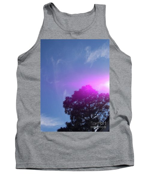 Holy Spirit- Yes We Believe Tank Top