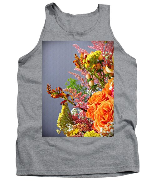Tank Top featuring the photograph Holy Week Flowers 2017 3 by Sarah Loft