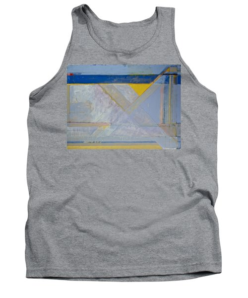 Homage To Richard Diebenkorn's Ocean Park Series  Tank Top