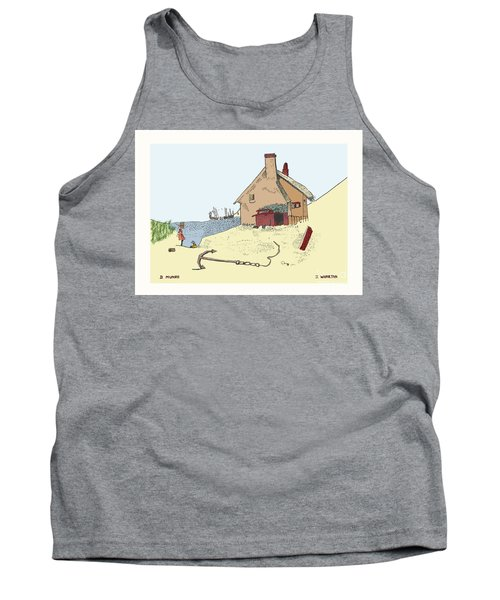Home By The Sea Tank Top