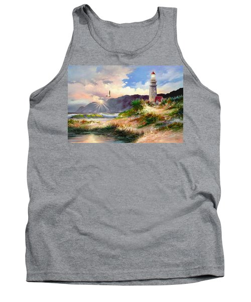 Home For The Night Tank Top