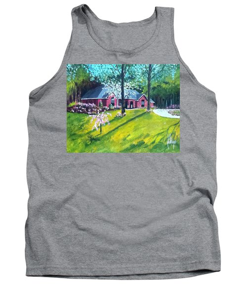 Home In Batesville, Ms Tank Top