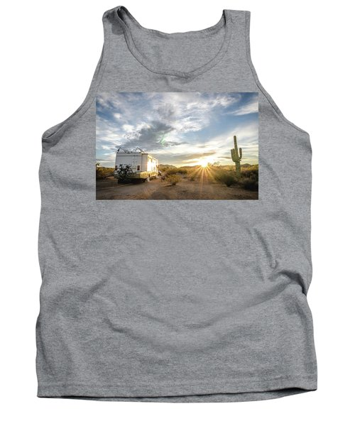 Home In The Desert Tank Top