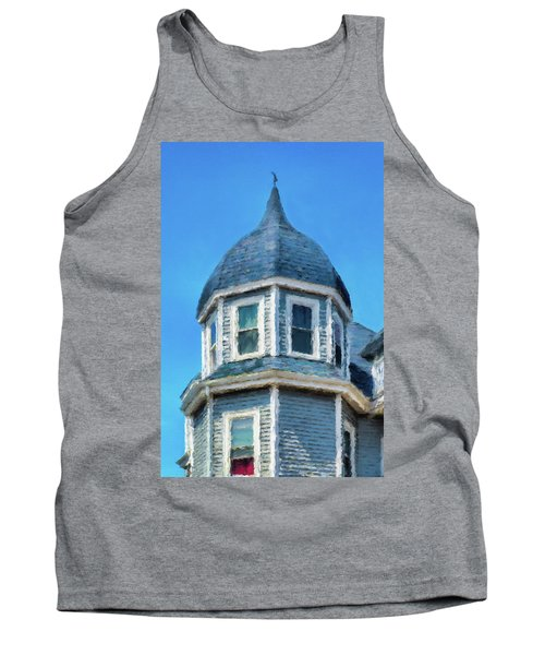 Home In Winthrop By The Sea Tank Top