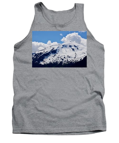Home Of The North Wind - Skagway Tank Top