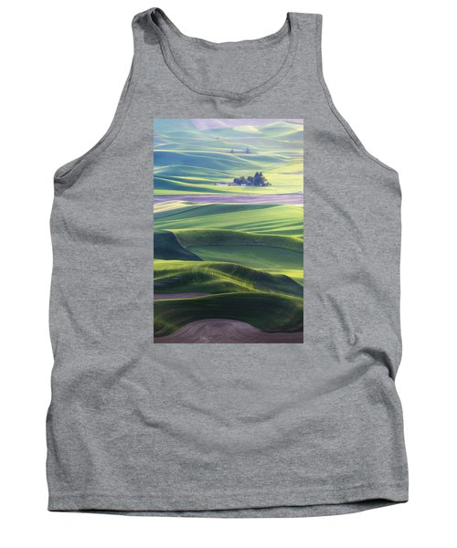 Homestead In The Hills Tank Top