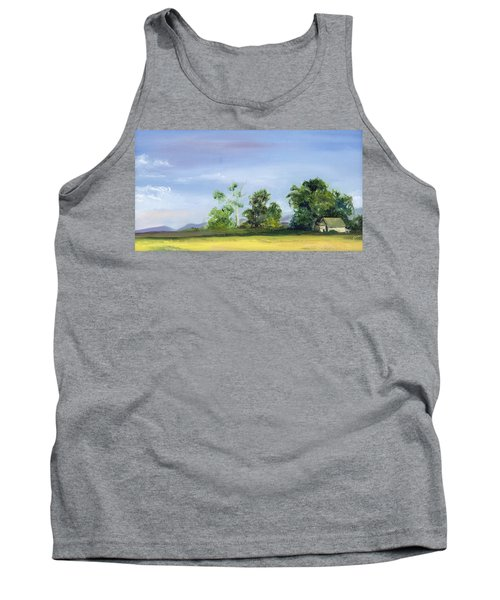 Homestead Tank Top by Jane Autry