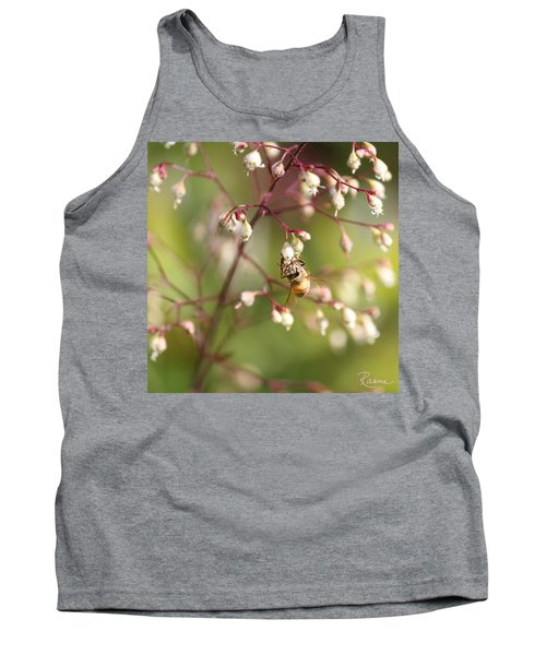 Honey Acrobat Tank Top
