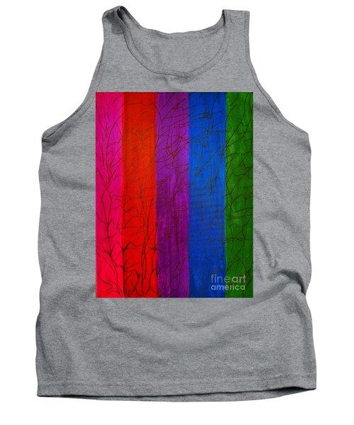 Honor The Rainbow Tank Top