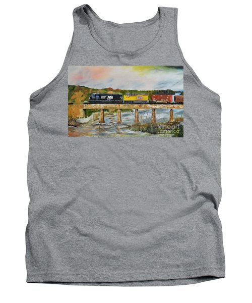 Hooch - Chattahoochee River - Columbus Ga Tank Top