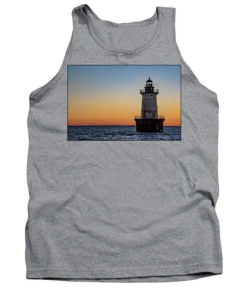 Hoopers Island Sunset Tank Top