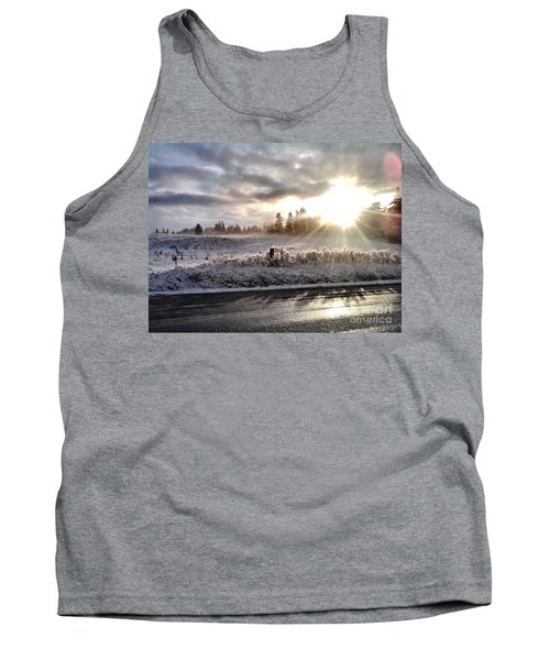Tank Top featuring the photograph Hope  by Rory Sagner