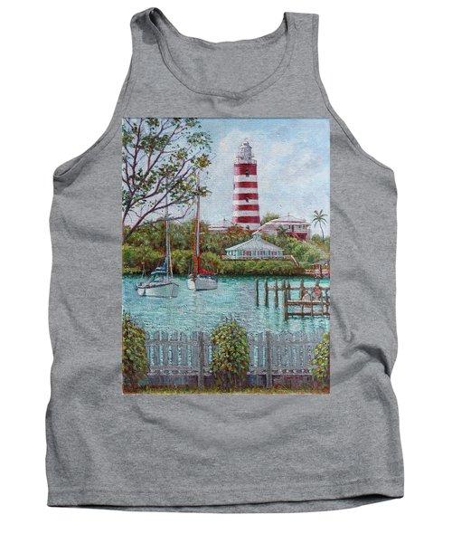 Hope Town Lighthouse Tank Top