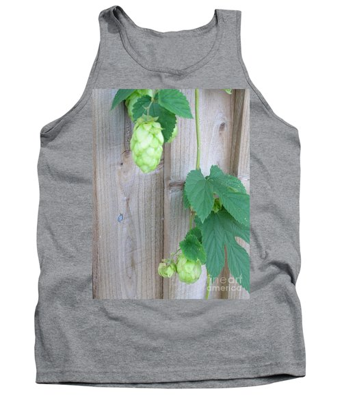 Hops On Fence Tank Top