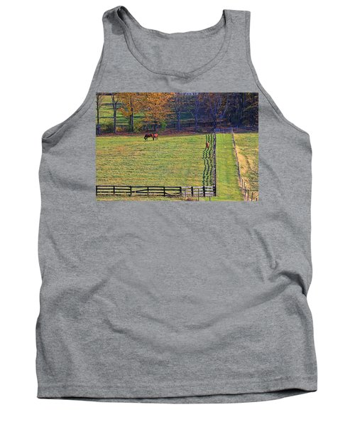 Horse Country # 2 Tank Top