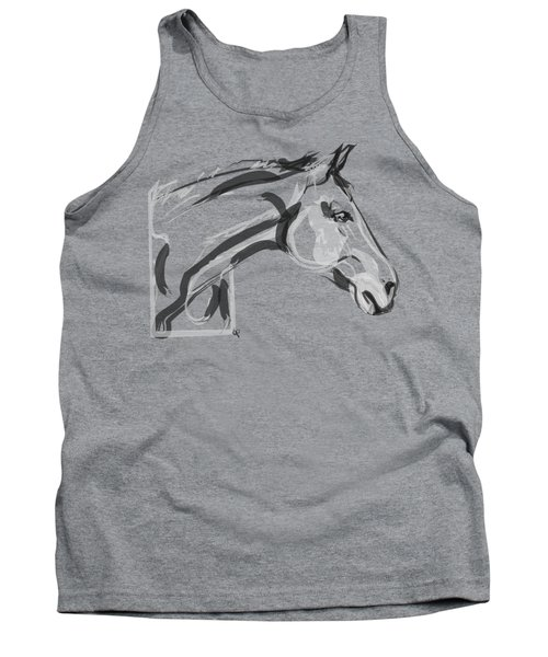 Horse - Lovely Tank Top