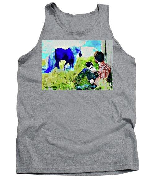 Horse Whisperer Tank Top