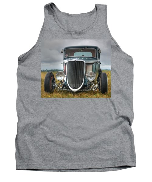 Hot Rod Tank Top