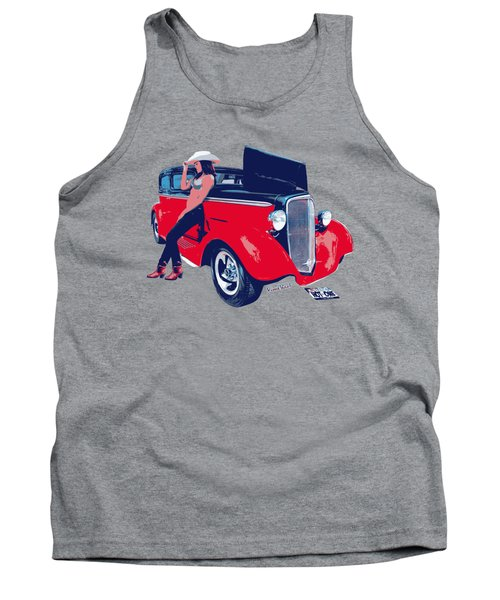 Hot Rod Hot One Tank Top