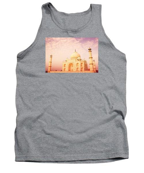 Hot Taj Mahal Tank Top