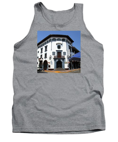 Hotel Colonial Tank Top by Randall Weidner