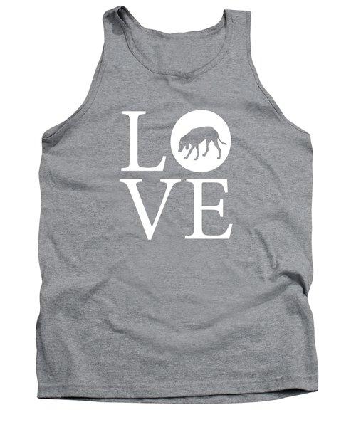Hound Dog Love Tank Top