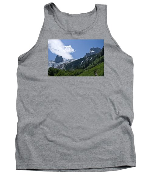 Hounds Tooth Tank Top