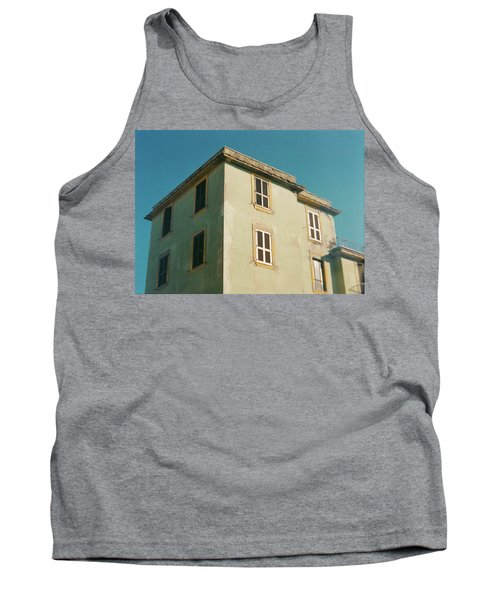 House In Ostia Beach, Rome Tank Top