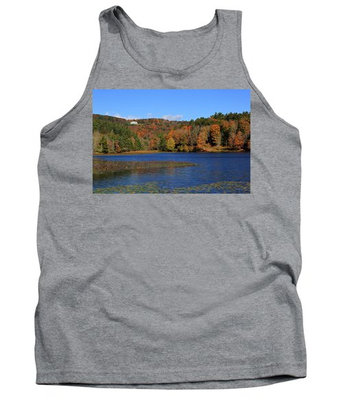 House In The Mountains Tank Top