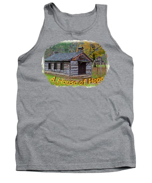 House Of Hope Tank Top
