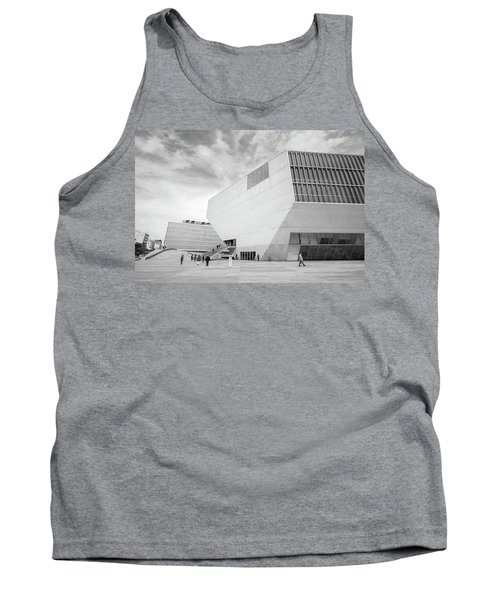 House Of Music Tank Top
