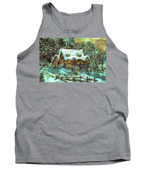 House Of Solace Tank Top