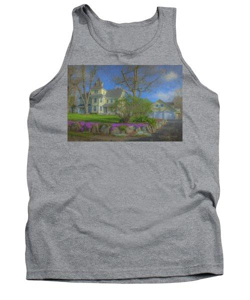 House On Elm St., Easton, Ma Tank Top