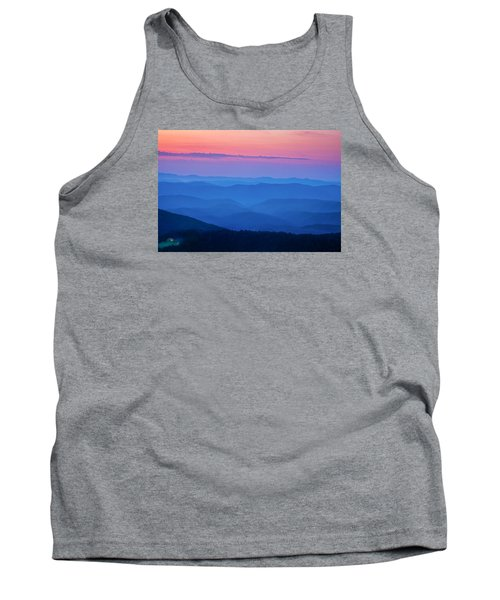 Tank Top featuring the photograph House With A View by Andrew Soundarajan