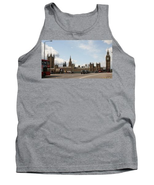 Houses Of Parliament.  Tank Top
