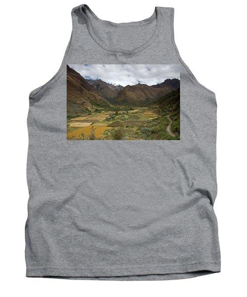 Huaripampa Valley Tank Top