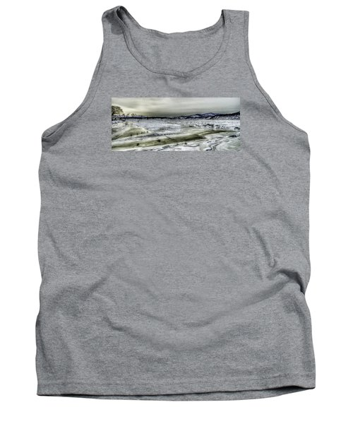 Tank Top featuring the photograph Hudson River Cold Spring, New York by Rafael Quirindongo