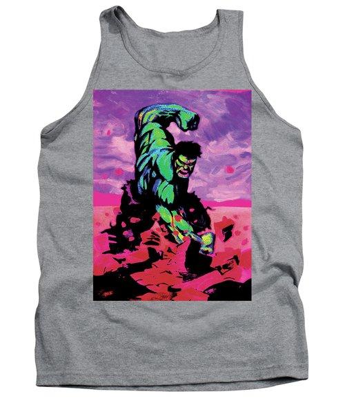 Hulk Smash Tank Top