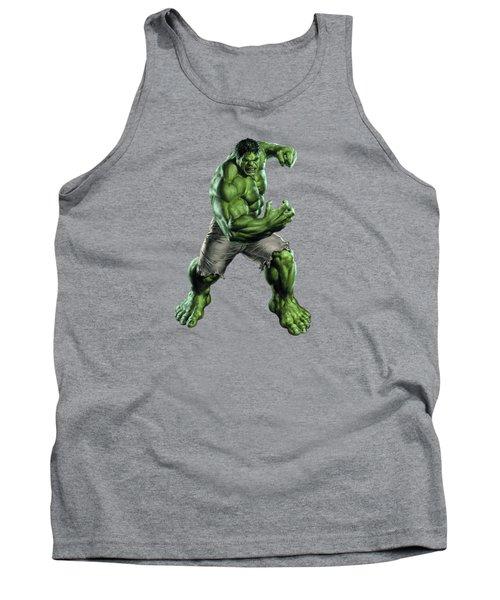 Hulk Splash Super Hero Series Tank Top