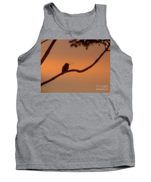 Hummer Silhouette Tank Top