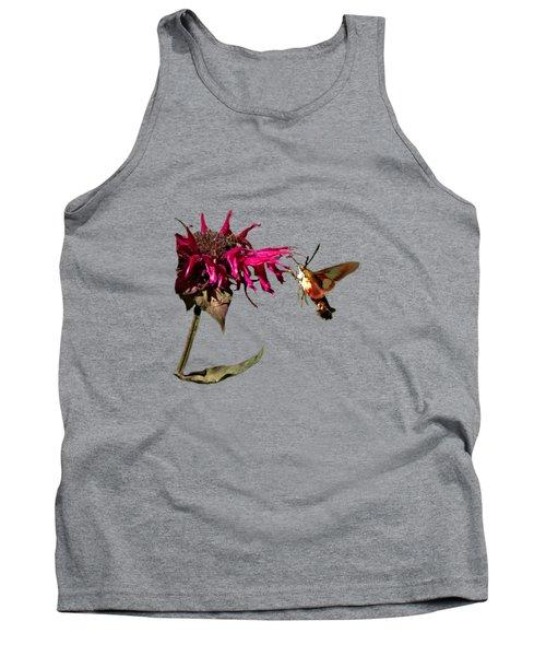 Hummingbird Moth 33 Tank Top