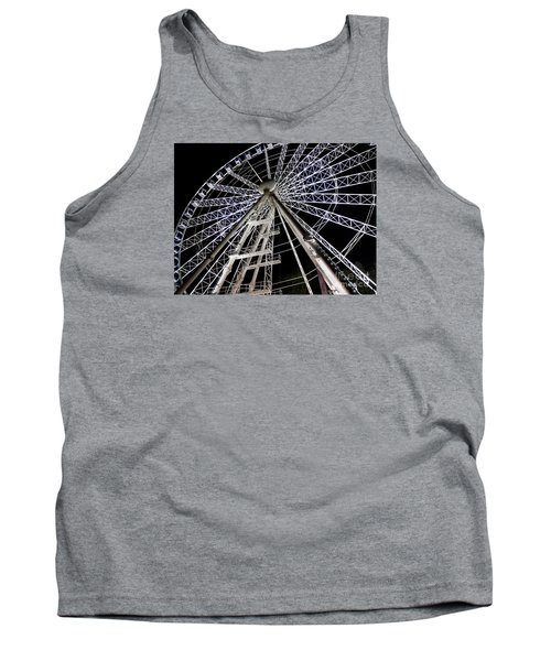 Hungarian Wheel Tank Top